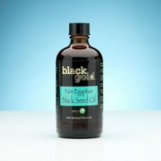 Pure Egyptian Black Seed Oil at Paul's Natural foods shop UK