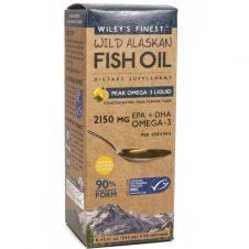 Peak Omega-3 Liquid Fish Oil at Paul's Natural foods shop UK