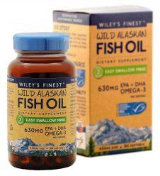 Easy Swallow Fish Oil at Paul's Natural foods shop UK