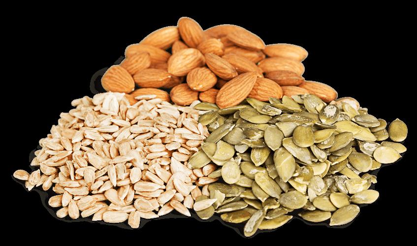 Grains and natural foods at at Paul's Natural Foods shop UK